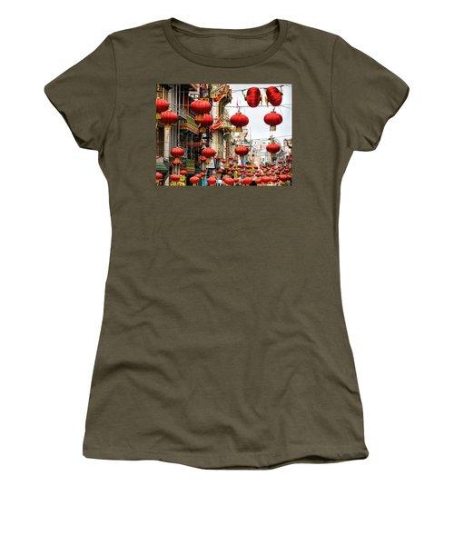 Red Lanterns Women's T-Shirt
