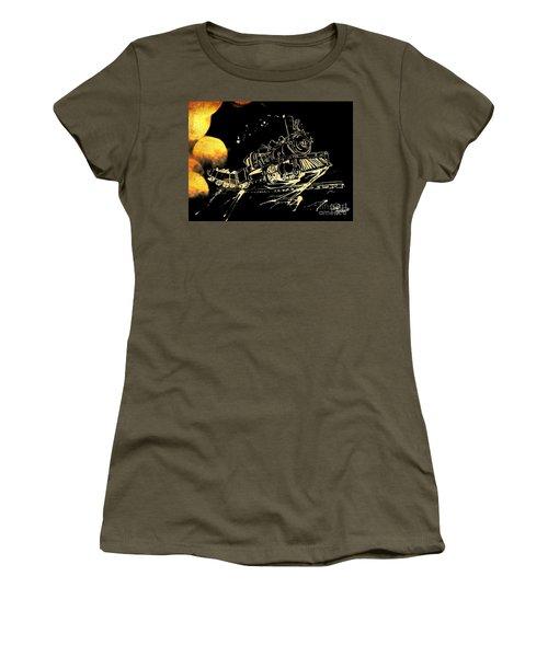 Off The Rails Women's T-Shirt