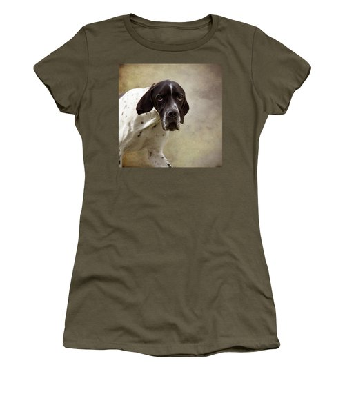 Oh The Eyes Women's T-Shirt (Athletic Fit)