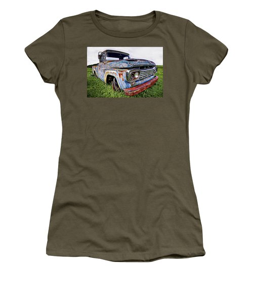 Ol' Blue Women's T-Shirt