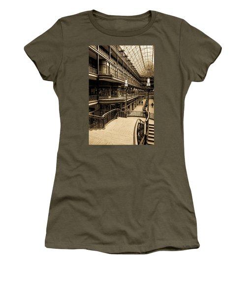 Old Arcade Women's T-Shirt