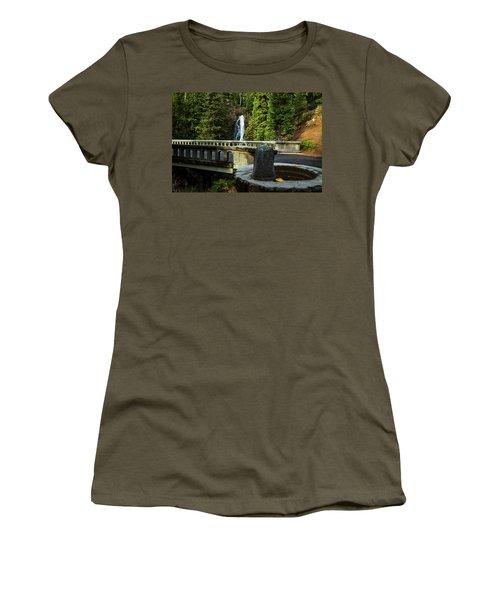 Old Barlow Road Bridge Women's T-Shirt