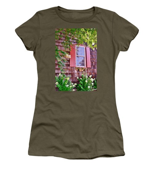 Old Bethel Church Window Women's T-Shirt