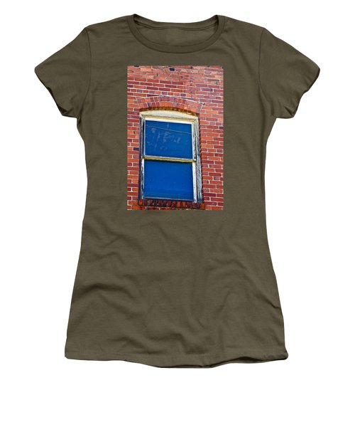 Old Brick Building Women's T-Shirt