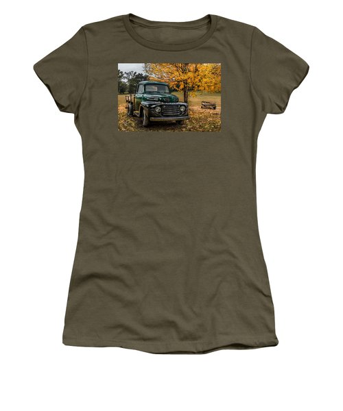 Old Ford Women's T-Shirt