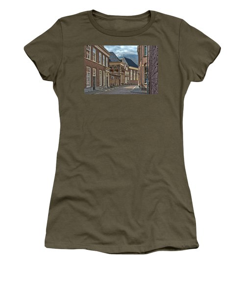 Old Meets New In Zwolle Women's T-Shirt