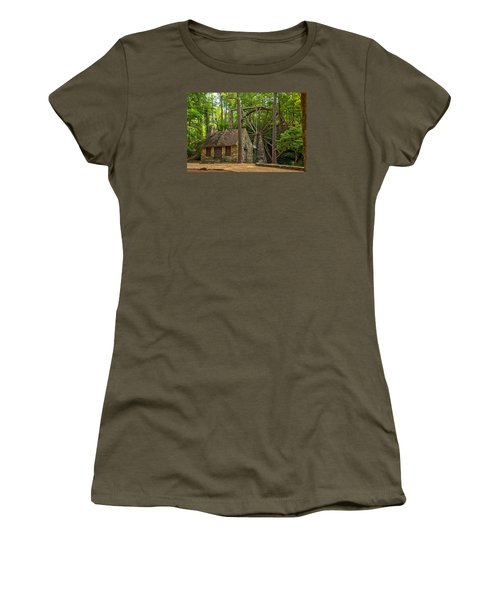 Old Mill At Berry College Women's T-Shirt (Athletic Fit)