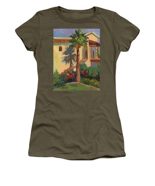 Old Town La Quinta Palm Women's T-Shirt