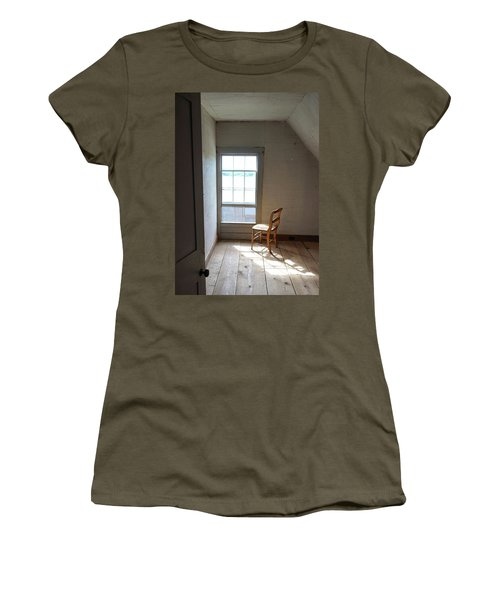 Olson House Chair And Window Women's T-Shirt