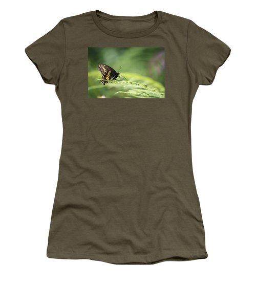 On The Edge Women's T-Shirt