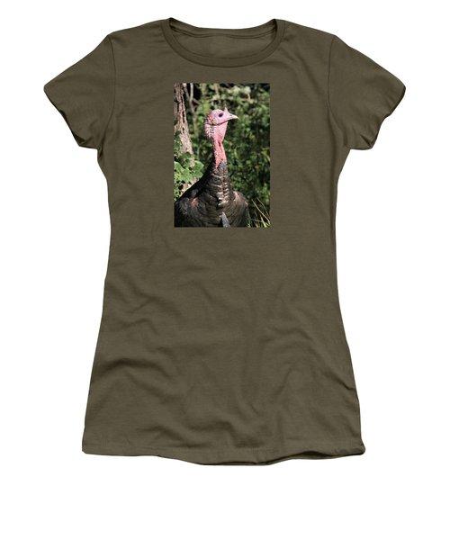 On High Alert Women's T-Shirt (Junior Cut) by Doris Potter