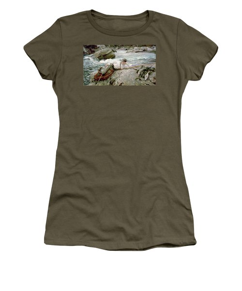On His Holidays Women's T-Shirt