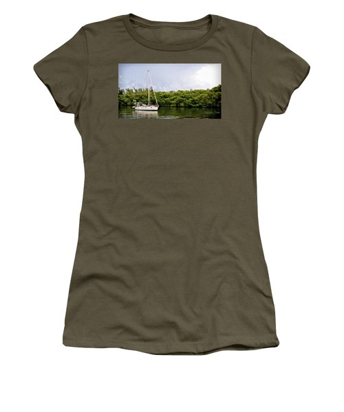 On Quiet Waters Women's T-Shirt