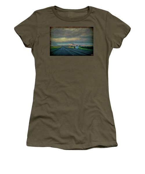On The Road Again Women's T-Shirt