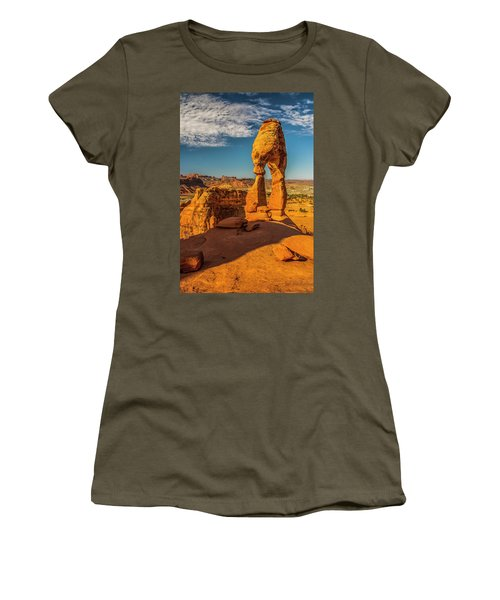 On This New Morning Women's T-Shirt