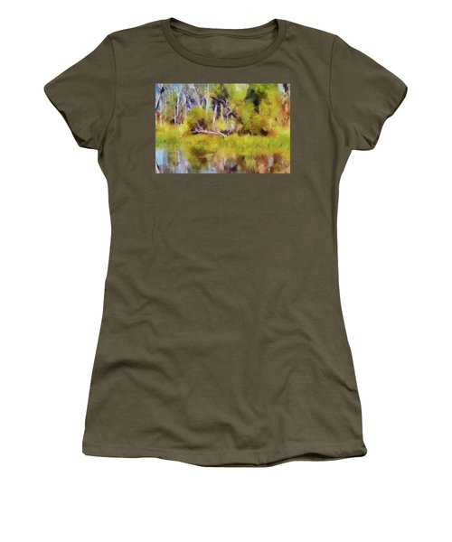 Once A Great Tree Women's T-Shirt (Athletic Fit)