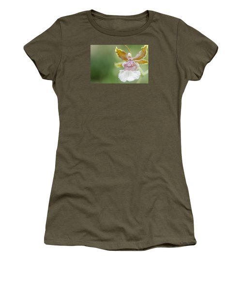 Oncidium Surprise Women's T-Shirt (Junior Cut) by Mary Angelini