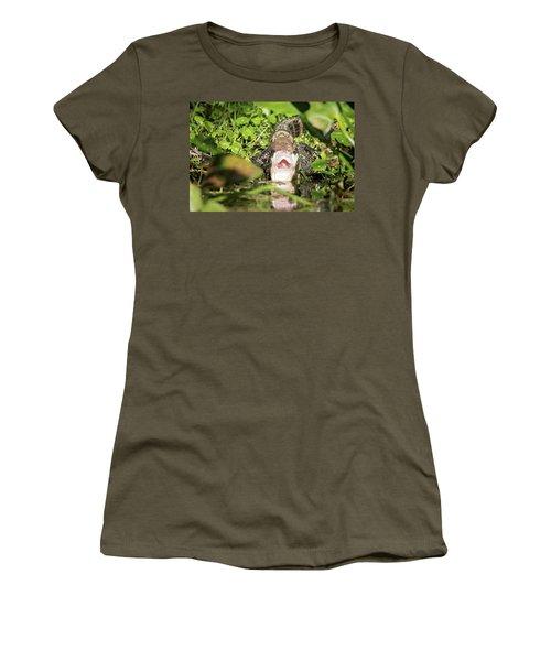 Open Wide Women's T-Shirt
