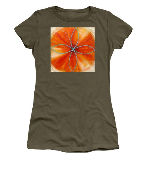 Orange Chakra Women's T-Shirt