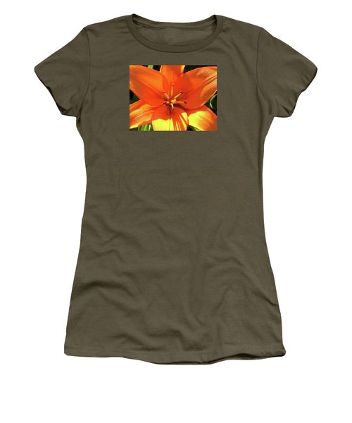 Orange Pop Women's T-Shirt