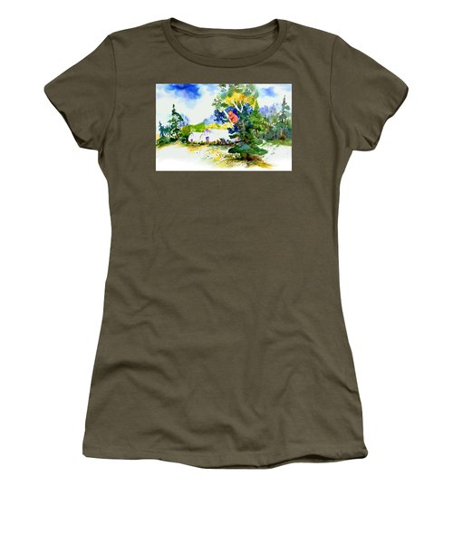 Orchard Springs Bear Women's T-Shirt