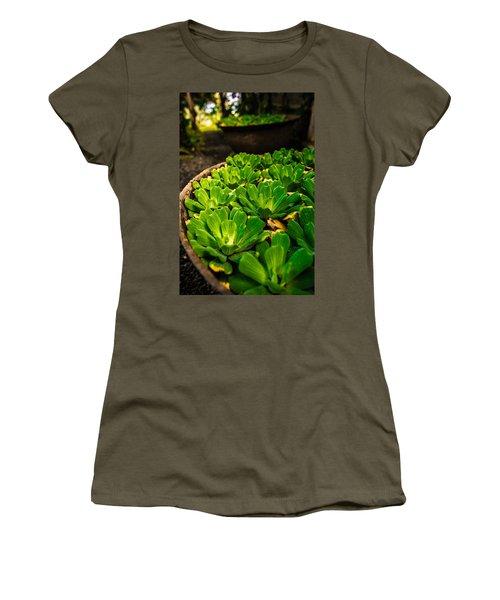 Orchid Pond Women's T-Shirt