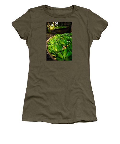 Orchid Pond Women's T-Shirt