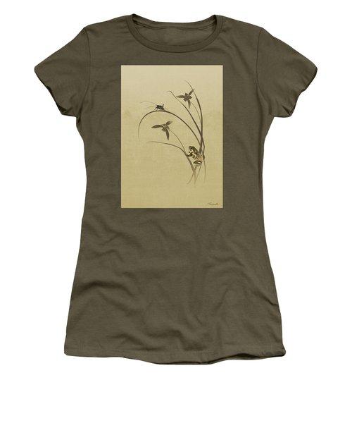 Orchid Sonata Women's T-Shirt