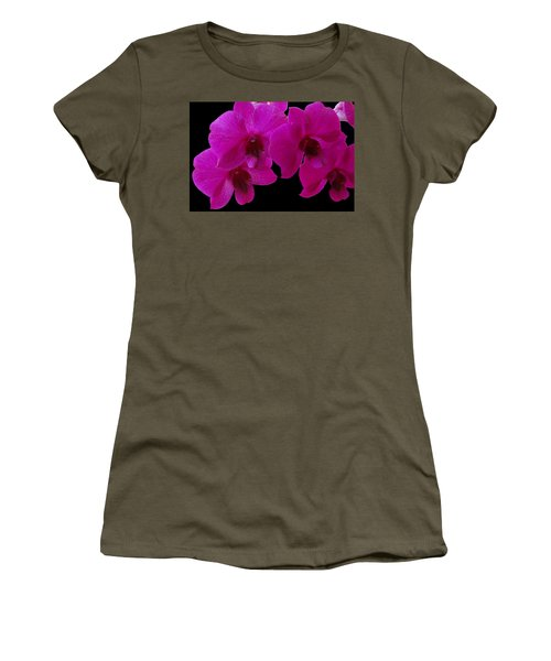 Orchid Song Women's T-Shirt