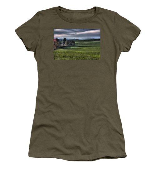Oregon Field Women's T-Shirt