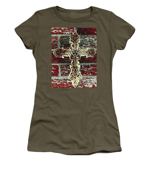 Ornate Cross 1 Women's T-Shirt