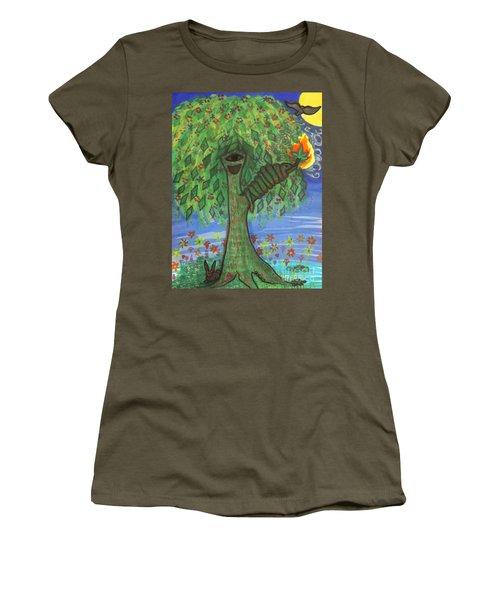 Osain Tree Women's T-Shirt