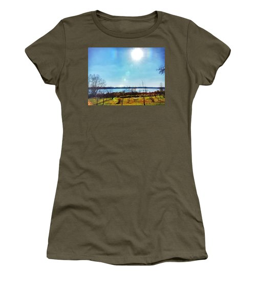 Otter Point Creek Women's T-Shirt