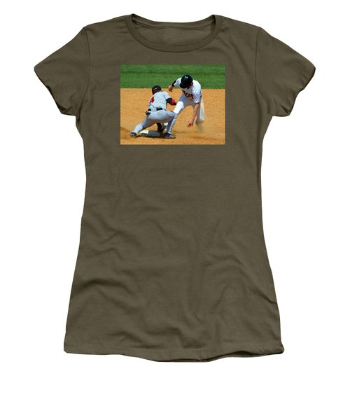 Out At Second Women's T-Shirt