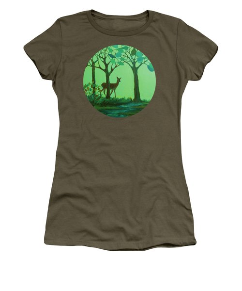 Out Of The Forest Women's T-Shirt