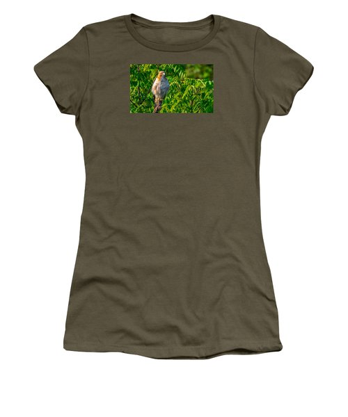 Out On A Limb 3 Women's T-Shirt (Athletic Fit)