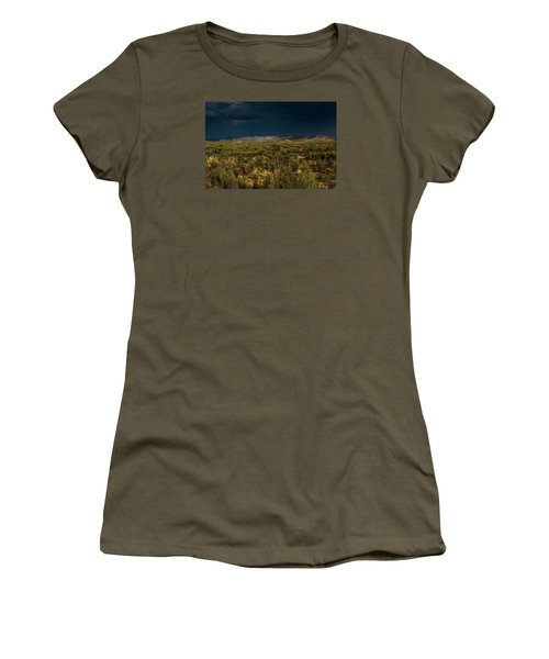 Outback Storm Women's T-Shirt (Junior Cut) by Racheal Christian
