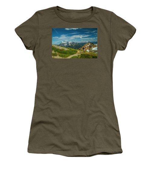 Overlooking Shuksan Women's T-Shirt
