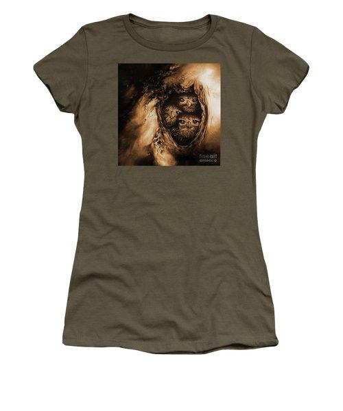 Owl Babies Women's T-Shirt