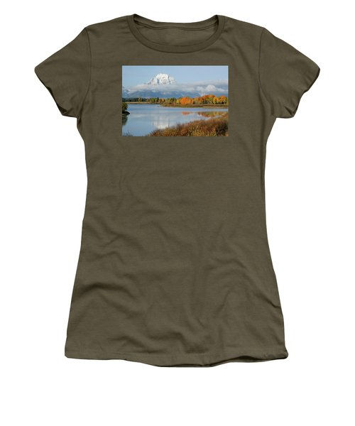 Oxbow Bend  Women's T-Shirt