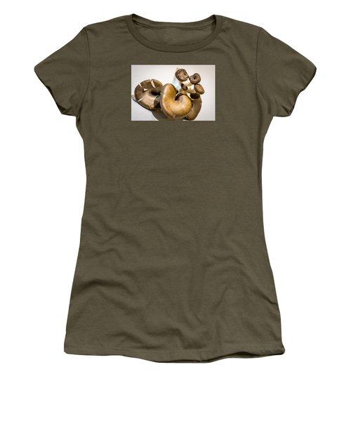 Oyster Mushroom Women's T-Shirt