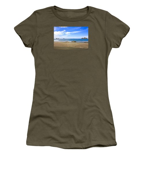 Pacific California Women's T-Shirt (Athletic Fit)