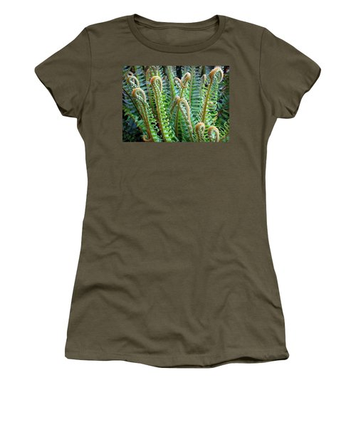 Pacific Ferns Women's T-Shirt
