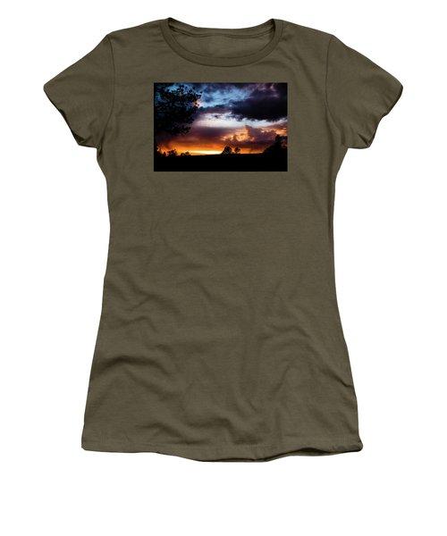 Pagosa Sunset 11-20-2014 Women's T-Shirt