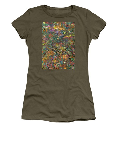 Paint Number 29 Women's T-Shirt