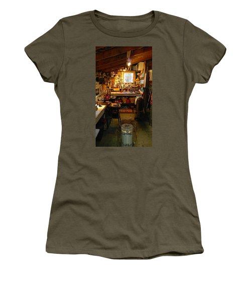 Paint Shed Women's T-Shirt
