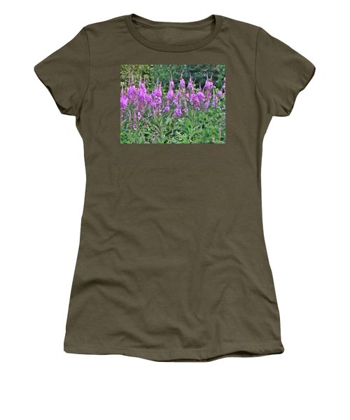 Painted Fireweed Women's T-Shirt (Athletic Fit)