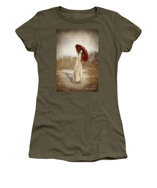 Painted Lady Women's T-Shirt