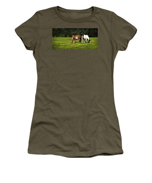 Paints N Buttercups 2 Women's T-Shirt