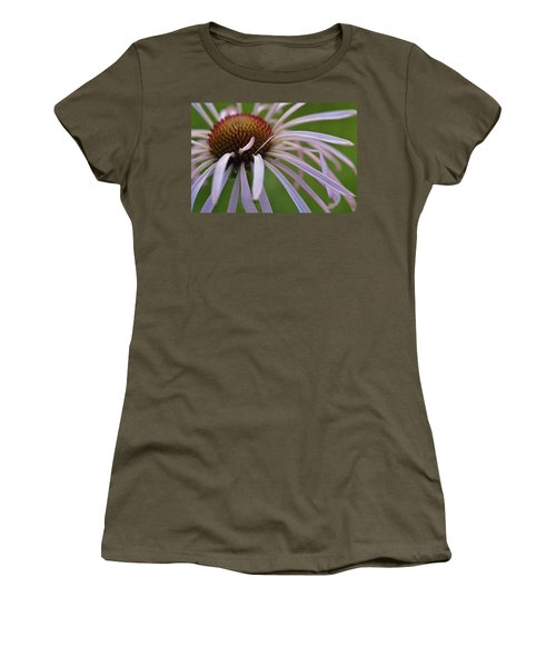 Pale Petals Women's T-Shirt (Athletic Fit)